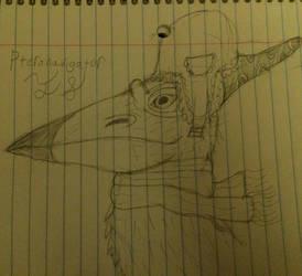 Pteranavigator by TyrantGojira