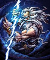 Gran Zeus by el-grimlock