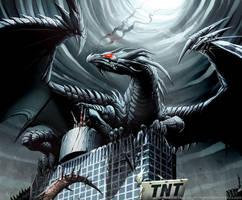 Black Dragon TNT by el-grimlock
