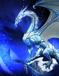 Dragon Rival by el-grimlock