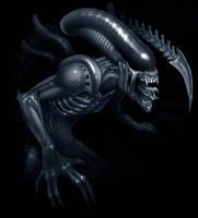 Alien by el-grimlock