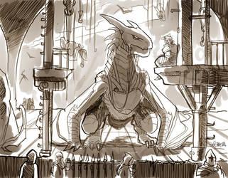 Dracoss Plus XD by el-grimlock