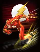 un flash by el-grimlock