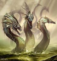 Hydra 2 by el-grimlock