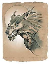 Lycan by el-grimlock