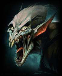 Nosferatu by el-grimlock
