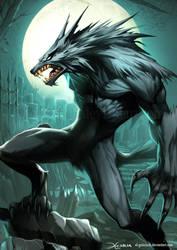 Werewolf 2 by el-grimlock
