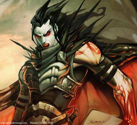 Vampire 1 by el-grimlock