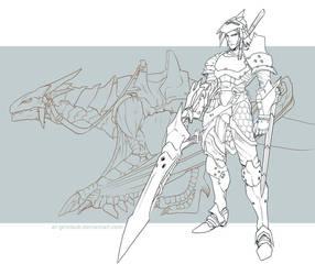 Rider 3 by el-grimlock