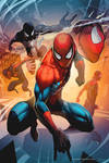 Spiderman 50th by el-grimlock