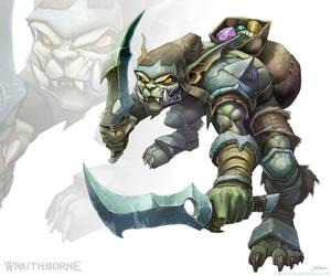 Goblin by el-grimlock