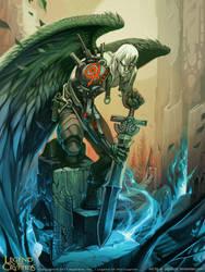 artifact angel by el-grimlock