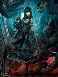 Mechanical Eve 2 by el-grimlock