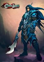 Dragon Master by el-grimlock