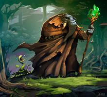 Nature s Father by el-grimlock