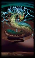 Quetzalcoatl by el-grimlock