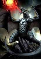 Dragon by el-grimlock