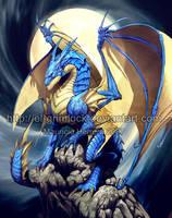Dragonictus by el-grimlock