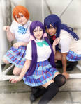 Lily White - LoveLive! Cosplay by mirella91