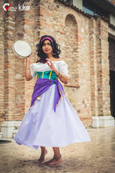 Esmeralda - Disney Cosplay by mirella91