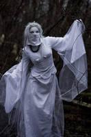 Ghost by Ellumiel