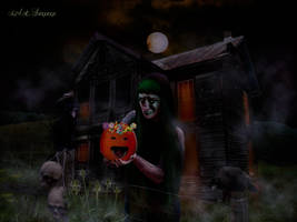 Happy Halloween by ArtLanguage
