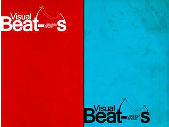 Visual Beats New Logo by efilArt