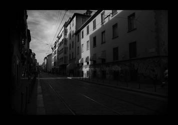 Follow the light by efilArt