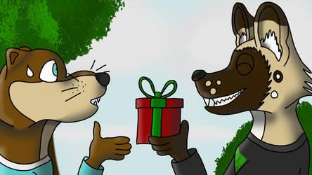 Happy Birthday! by wolferien