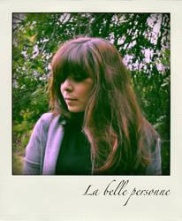 La Belle Personne by Histeroneurastenia