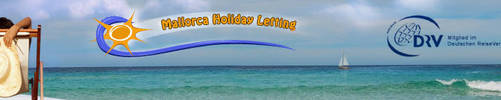 Mallorca Holiday Letting, Logo, Header by WUMartin