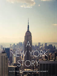 A New York Story by adrijusg