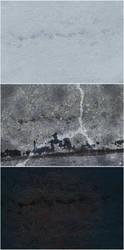 Ice/Grunge Textures by adrijusg