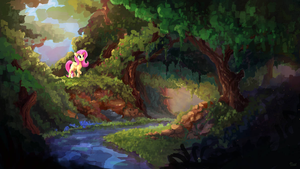 An Adventure by TheFloatingTree