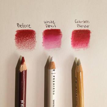 Blending pencils by Hh4v3n
