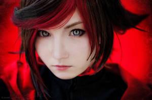 RWBY: Ruby  Rose_01 by slivovayaSva