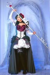 Rococo: Sailor Pluto** by slivovayaSva