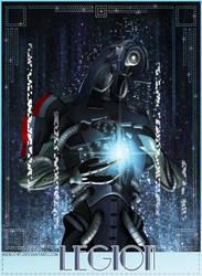 Mass Effect: Legion by zanephiri