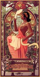 Josephine Montilyet by zanephiri