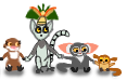 Penguins of Madagascar Divider 2 by CoolNG90