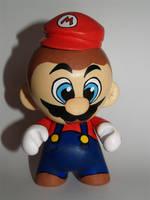 munny Mario by nereski