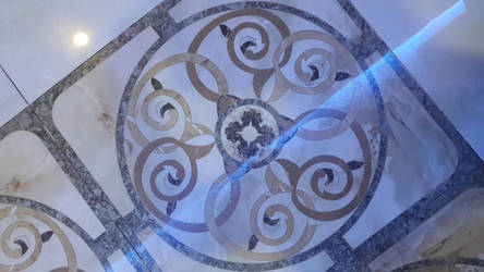 Shining Marble Floor by Sketch-Art-292002