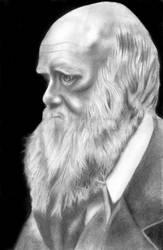 Charles Darwin by Turinbaar