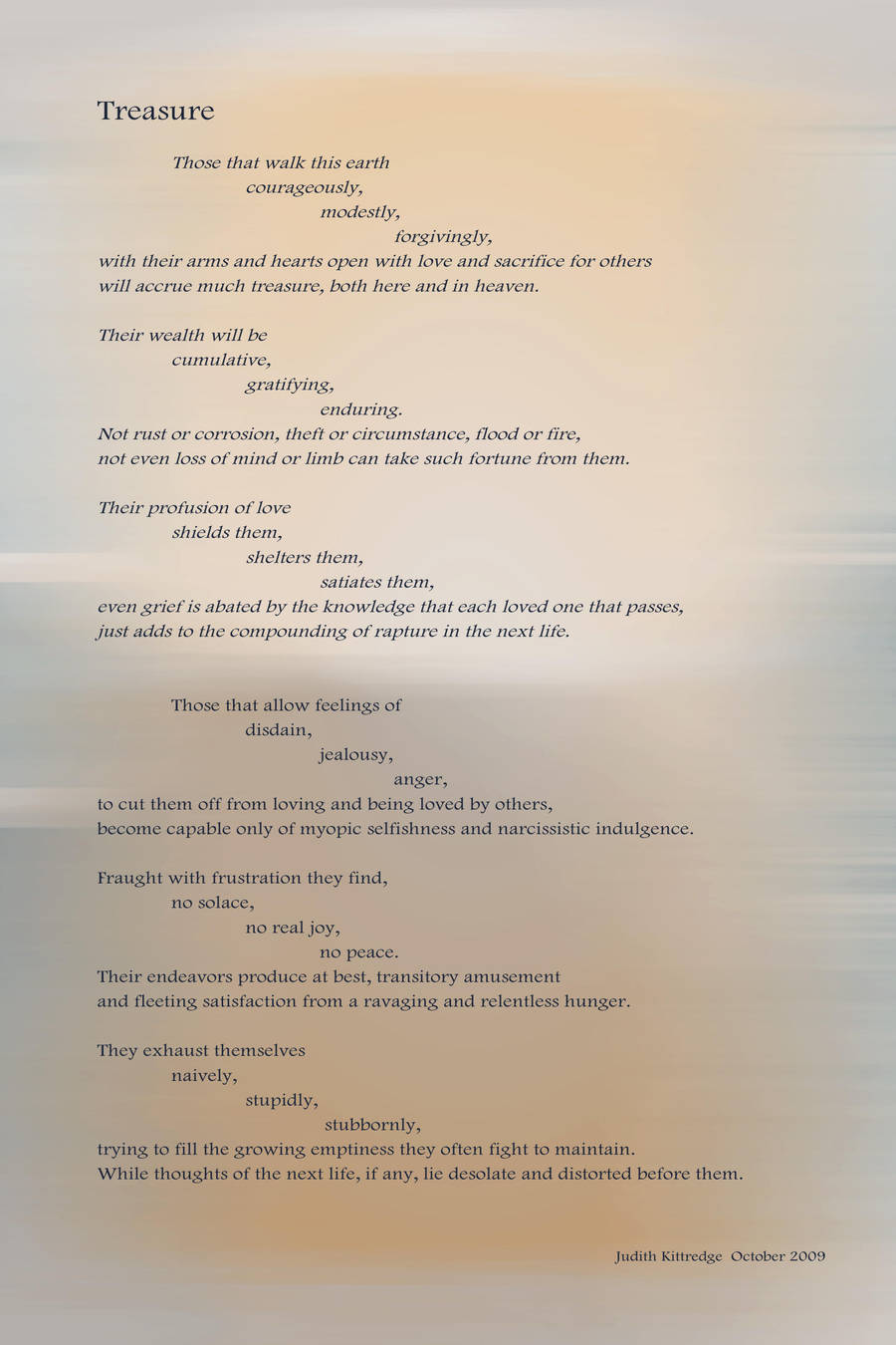 Treasure   gold by JKittredge