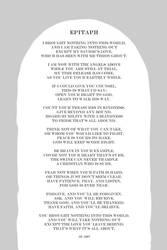 Epitaph Grey by JKittredge