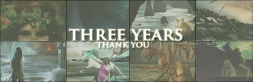 Shaman: Three Years by thetamar