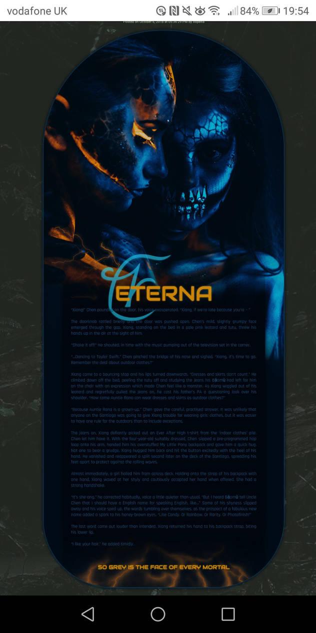 HTML: Eterna by thetamar