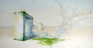 Stream of Life II by PHInomena