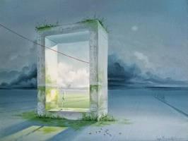 Between Worlds by PHInomena