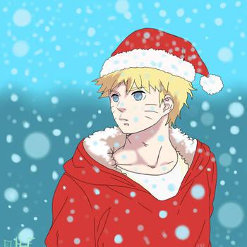 Naruto Christmas by didadoll